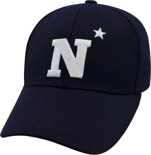 Top of the World Men's Navy Midshipmen Navy Premium Collection M-Fit Hat product image