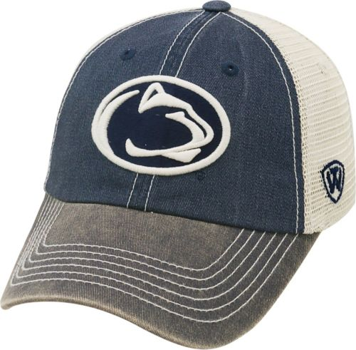 newest 6cb2e 7588b Top of the World Men s Penn State Nittany Lions Blue White Off Road Adjustable  Hat. noImageFound. Previous