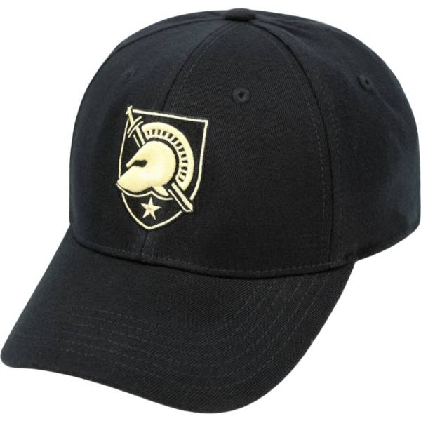 Top of the World Men's Army West Point Black Knights Army Black Premium Collection M-Fit Hat product image