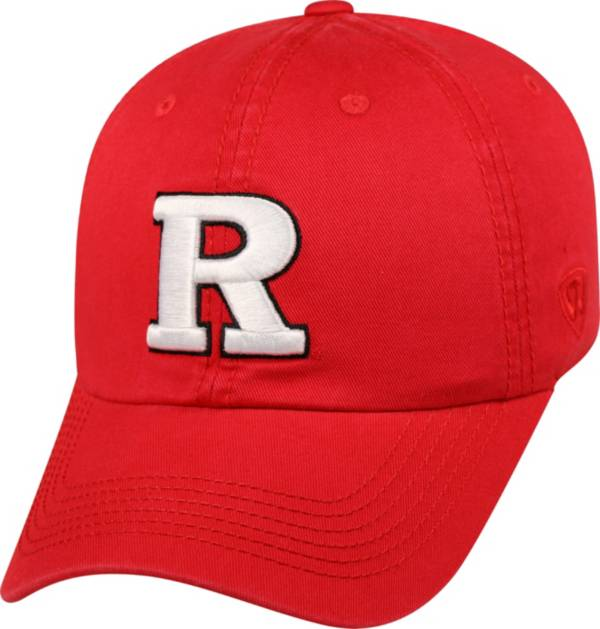 Top of the World Men's Rutgers Scarlet Knights Scarlet Crew Adjustable Hat product image