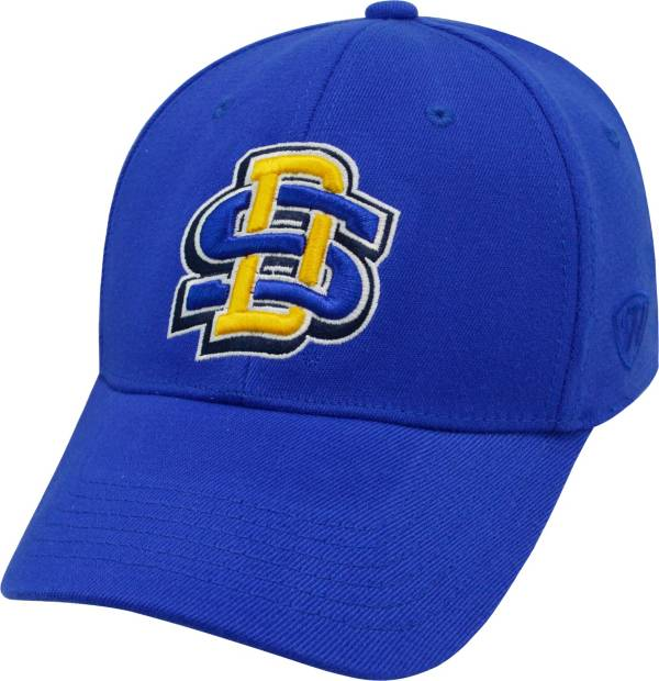 Top of the World Men's South Dakota State Jackrabbits Blue Premium Collection M-Fit Hat product image
