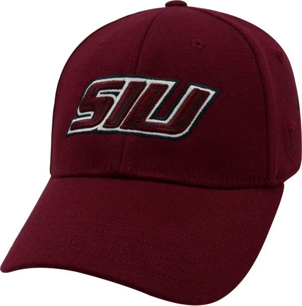 Top of the World Men's Southern Illinois Salukis Maroon Premium Collection M-Fit Hat product image