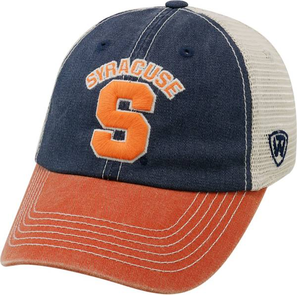 Top of the World Men's Syracuse Orange Blue/White/Orange Off Road Adjustable Hat product image