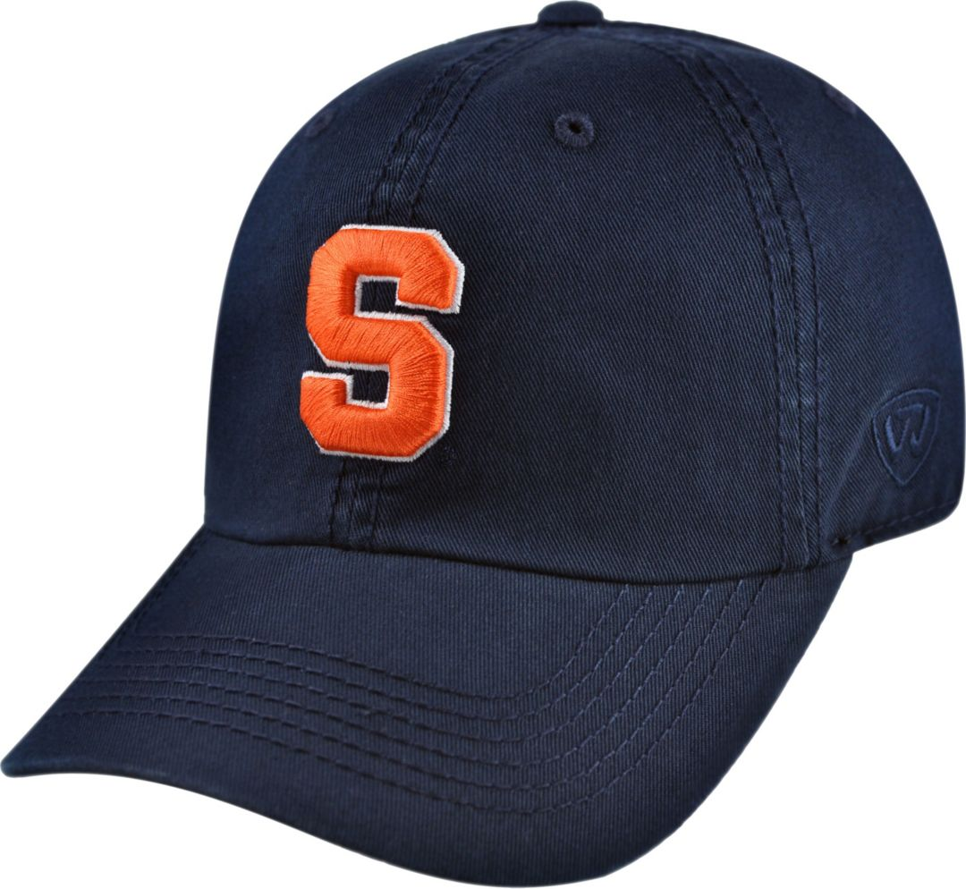 huge discount ca5f4 60145 Top of the World Men s Syracuse Orange Blue Crew Adjustable Hat.  noImageFound. Previous