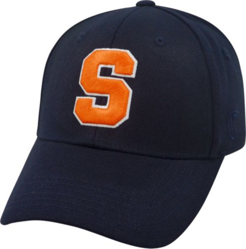 buy popular 1fd52 3350f Top of the World Men s Syracuse Orange Blue Premium Collection M-Fit Hat.  noImageFound. Previous