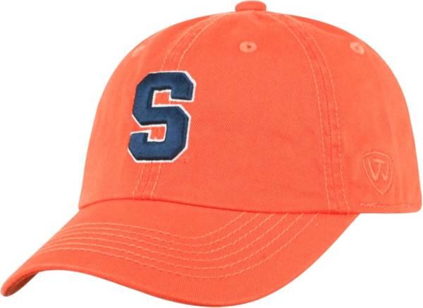 Top of the World Men's Syracuse Orange Crew Orange Adjustable Hat product image
