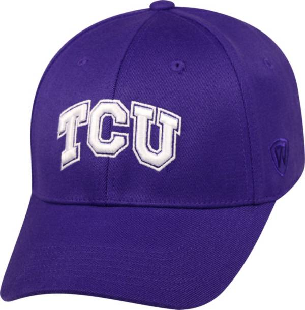 Top of the World Men's TCU Horned Frogs Purple Premium Collection M-Fit Hat product image
