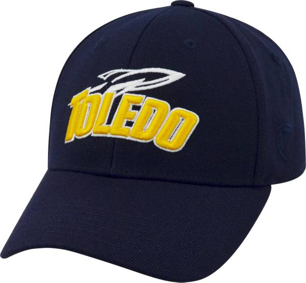 Top of the World Men's Toledo Rockets Midnight Blue Premium Collection M-Fit Hat product image