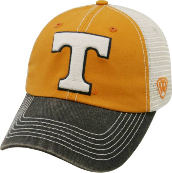 Top of the World Men's Tennessee Volunteers Tennessee Orange/White/Gray Off Road Adjustable Hat product image