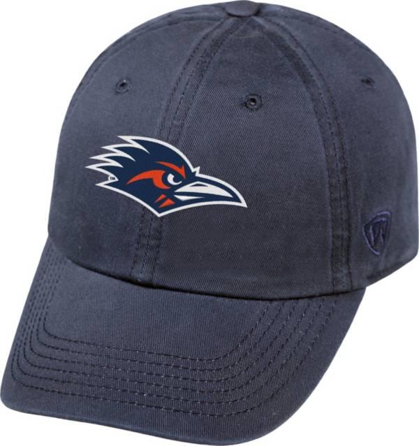 Top of the World Men's UT San Antonio Roadrunners Blue Crew Adjustable Hat product image