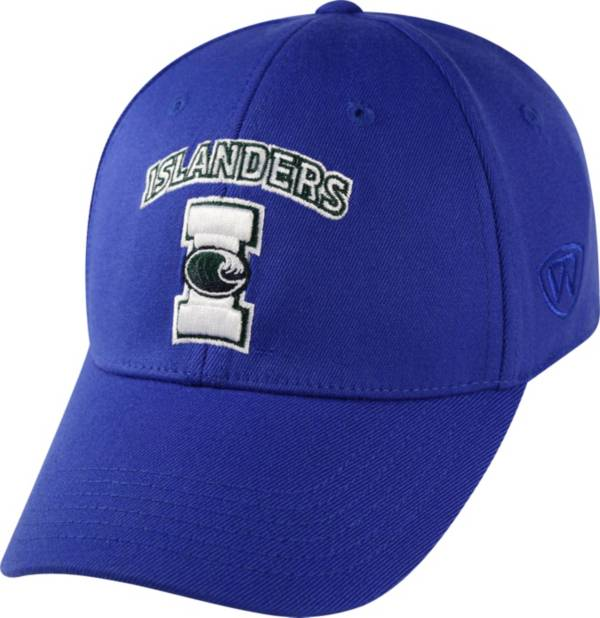 Top of the World Men's Texas A&M-Corpus Christi Islanders Blue Premium Collection M-Fit Hat product image