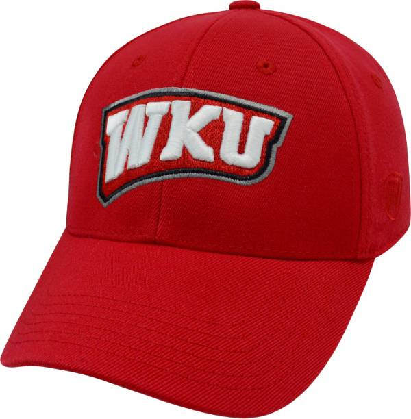 Top of the World Men's Western Kentucky Hilltoppers Red Premium Collection M-Fit Hat product image