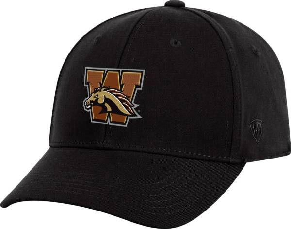 Top of the World Men's Western Michigan Broncos Black Premium Collection M-Fit Hat product image