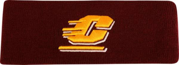 Top of the World Women's Central Michigan Chippewas Maroon Knit Headband product image