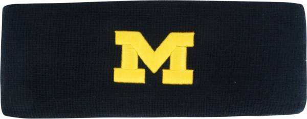 Top of the World Women's Michigan Wolverines Blue Knit Headband product image