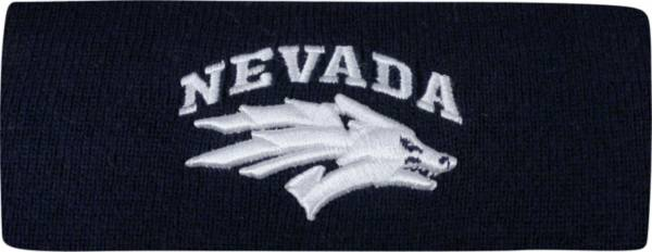 Top of the World Women's Nevada Wolf Pack Blue Knit Headband product image