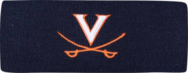 Top of the World Women's Virginia Cavaliers Blue Knit Headband product image