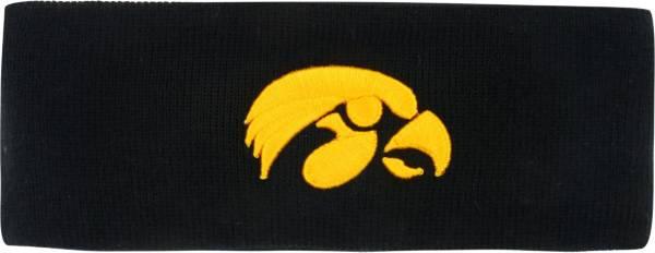 Top of the World Women's Iowa Hawkeyes Black Knit Headband product image