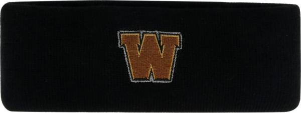 Top of the World Women's Western Michigan Broncos Black Knit Headband product image