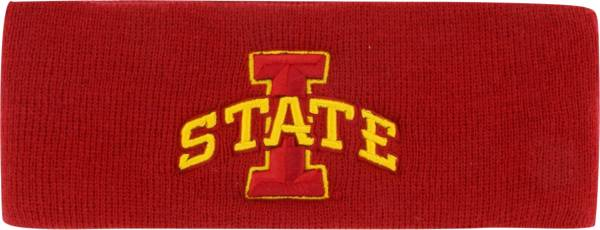 Top of the World Women's Iowa State Cyclones Cardinal Knit Headband product image