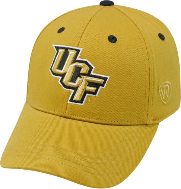 Top of the World Youth UCF Knights Gold Rookie Hat product image