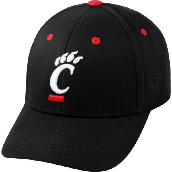 Top of the World Youth Cincinnati Bearcats Rookie Black Hat product image