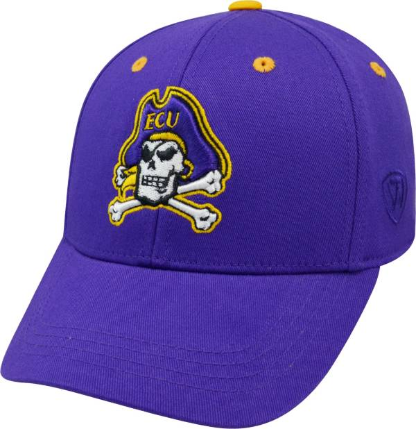 Top of the World Youth East Carolina Pirates Purple Rookie Hat product image