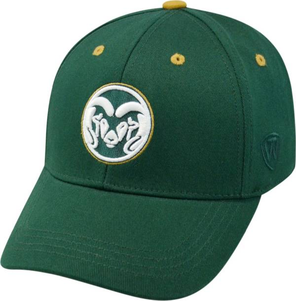 Top of the World Youth Colorado State Rams Green Rookie Hat product image