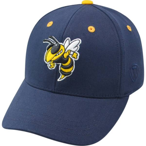 Top of the World Youth Georgia Tech Yellow Jackets Navy Rookie Hat product image