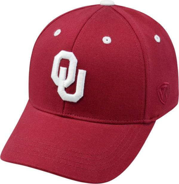 Top of the World Youth Oklahoma Sooners Crimson Rookie Hat product image
