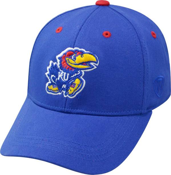 Top of the World Youth Kansas Jayhawks Blue Rookie Hat product image