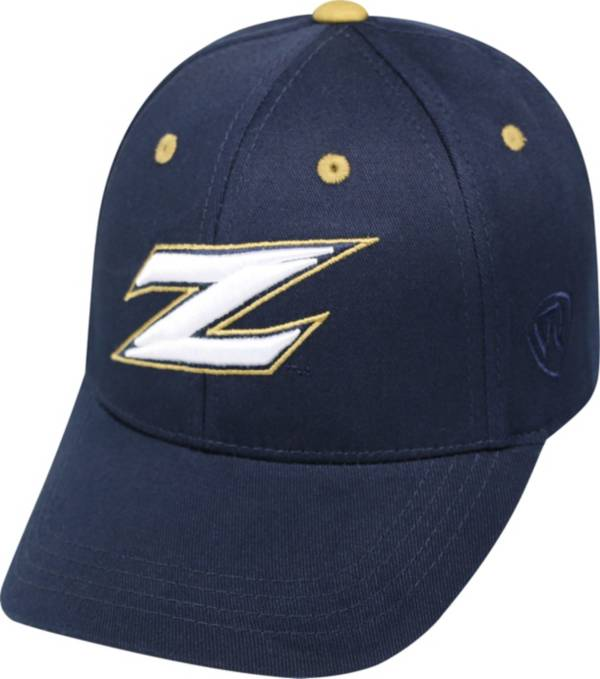Top of the World Youth Akron Zips Navy Rookie Hat product image