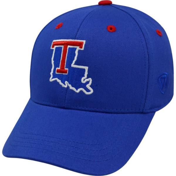 Top of the World Youth Louisiana Tech Bulldogs Blue Rookie Hat product image