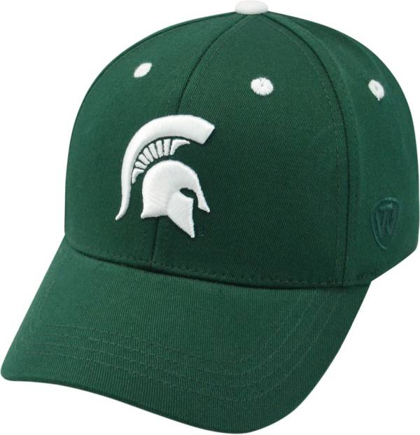 Top of the World Youth Michigan State Spartans Green Rookie Hat product image