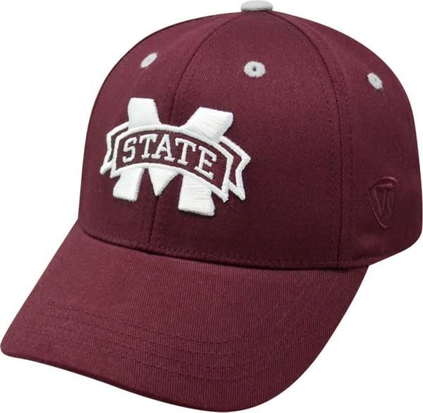 Top of the World Youth Mississippi State Bulldogs Maroon Rookie Hat product image