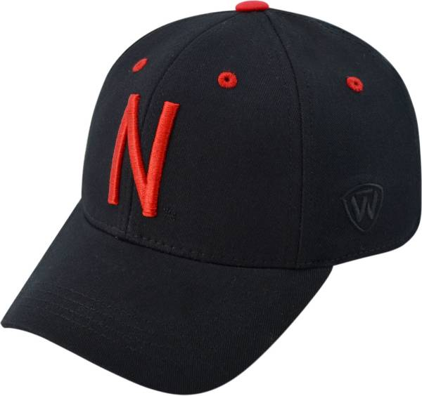 Top of the World Youth Nebraska Cornhuskers Rookie Black Hat product image