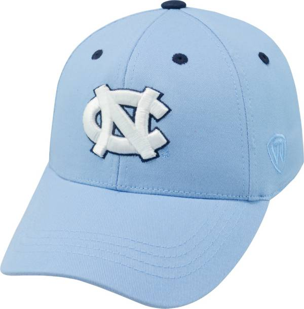 Top of the World Youth North Carolina Tar Heels Carolina Blue Rookie Hat product image