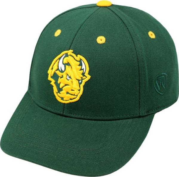 Top of the World Youth North Dakota State Bison Green Rookie Hat product image
