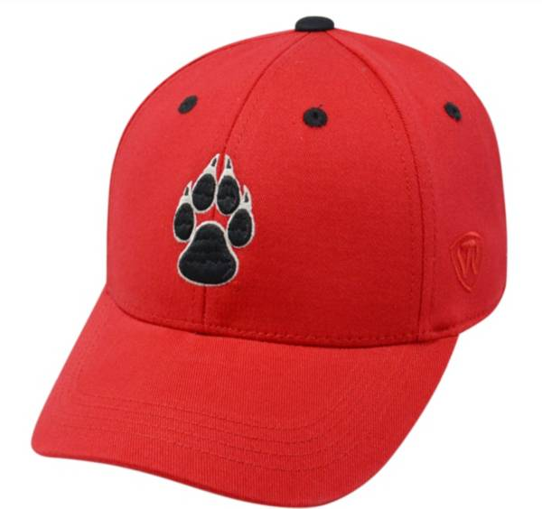 Top of the World Youth New Mexico Lobos Cherry Rookie Hat product image