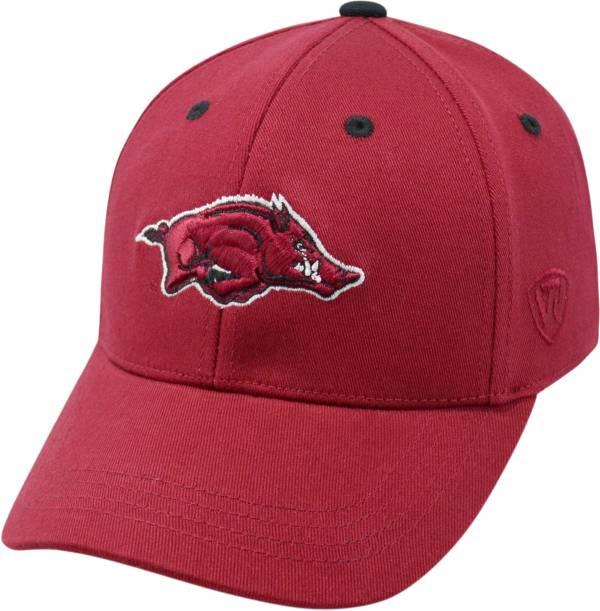 Top of the World Youth Arkansas Razorbacks Cardinal Rookie Hat product image
