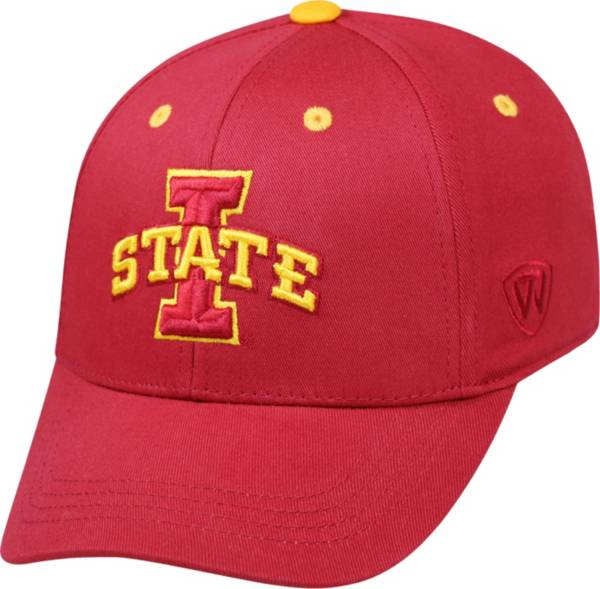 Top of the World Youth Iowa State Cyclones Rookie 1Fit Hat product image