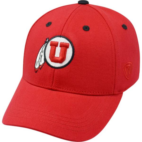 Top of the World Youth Utah Utes Crimson Rookie Hat product image