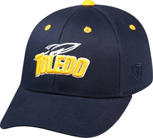 Top of the World Youth Toledo Rockets Midnight Blue Rookie Hat product image