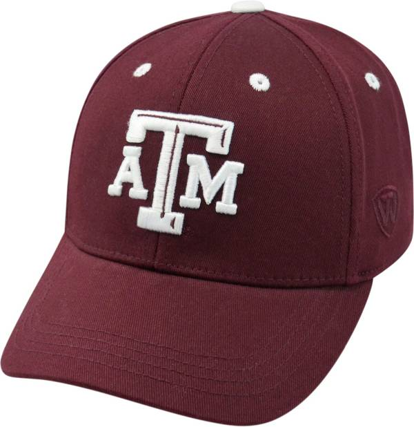 Top of the World Youth Texas A&M Aggies Maroon Rookie Hat product image