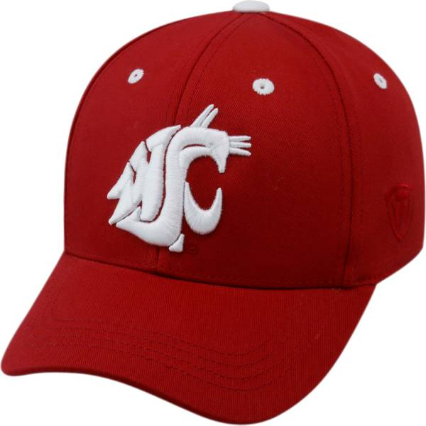 Top of the World Youth Washington State Cougars Crimson Rookie Hat product image