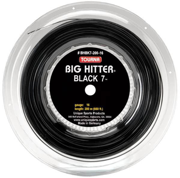 Tourna Big Hitter Black 7 Racquet String product image