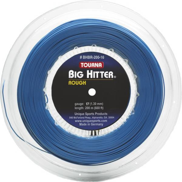 Tourna Big Hitter Rough 17 Tennis String - 660 ft. Reel product image