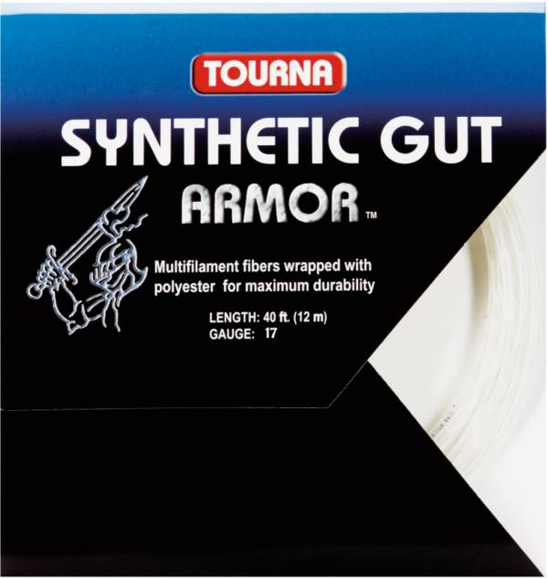 Tourna Synthetic Gut Armor 17 Tennis String - 40 ft. Set product image