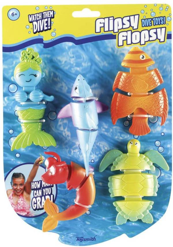 Toysmith Flipsy Flopsy Dive Toy Water Set product image