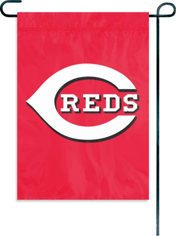 Party Animal Cincinnati Reds Garden/Window Flag product image